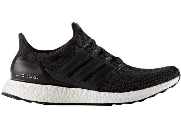 55f345cd24201 adidas Ultra Boost 2.0 Core Black White - BB3909