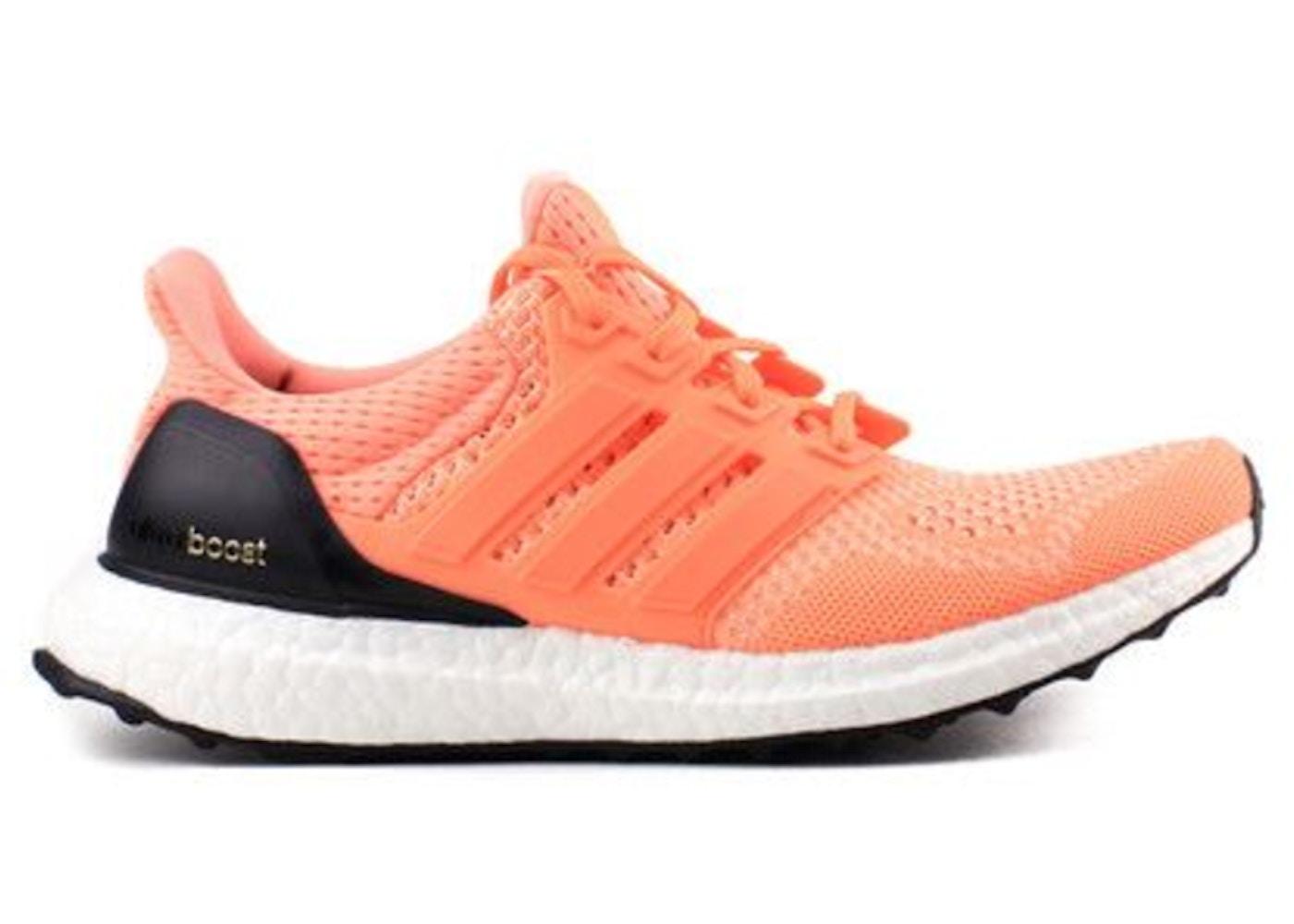 Adidas ultraboost 1.0 flash pink original, Women's Fashion