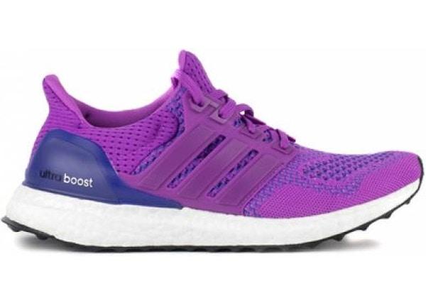 adidas ultra boost noir violet