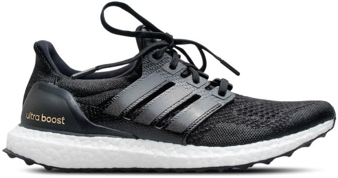 adidas Ultra Boost 1.0 J&D Collective Triple Black