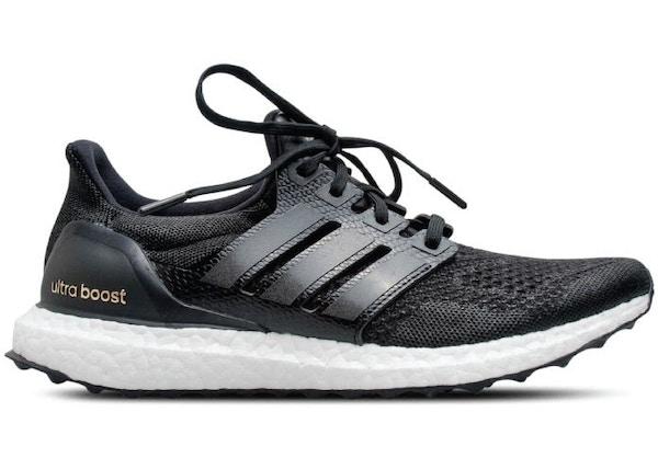 sports shoes 7012e e7276 adidas Ultra Boost 1.0 J D Collective Triple Black