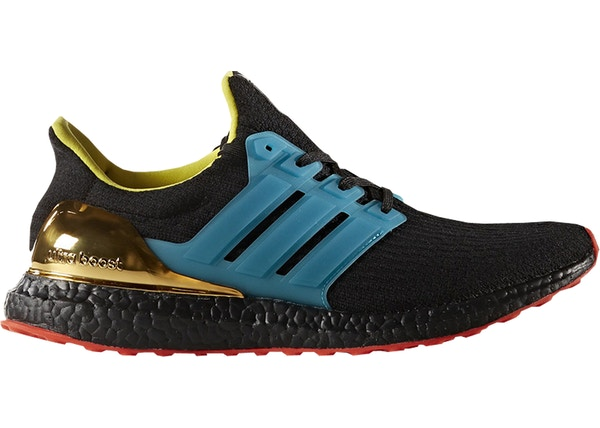 on sale 11b25 053a0 adidas Ultra Boost 3.0 Kolor Black - AH1485