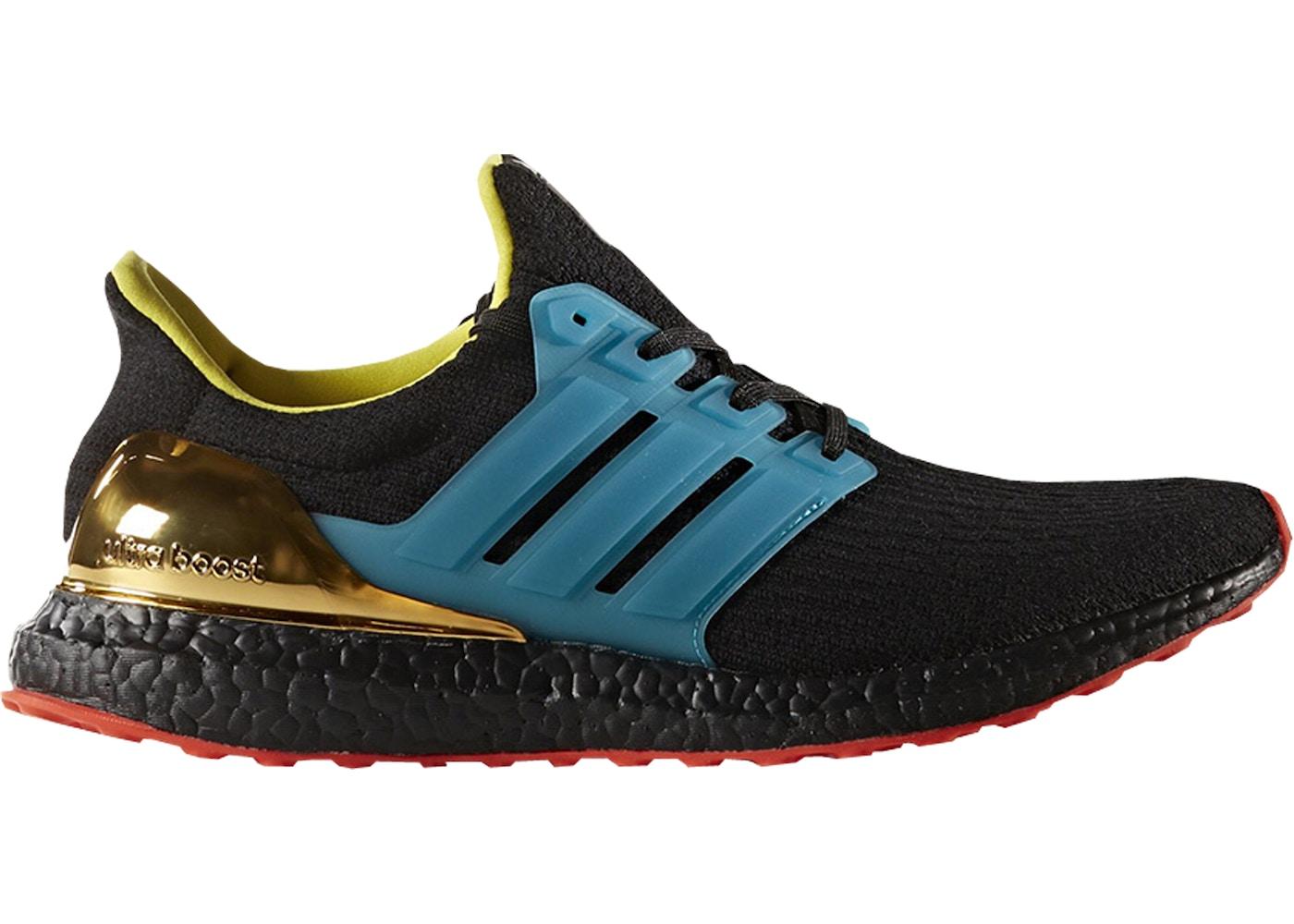 on sale 5ad73 81096 adidas Ultra Boost 3.0 Kolor Black - AH1485