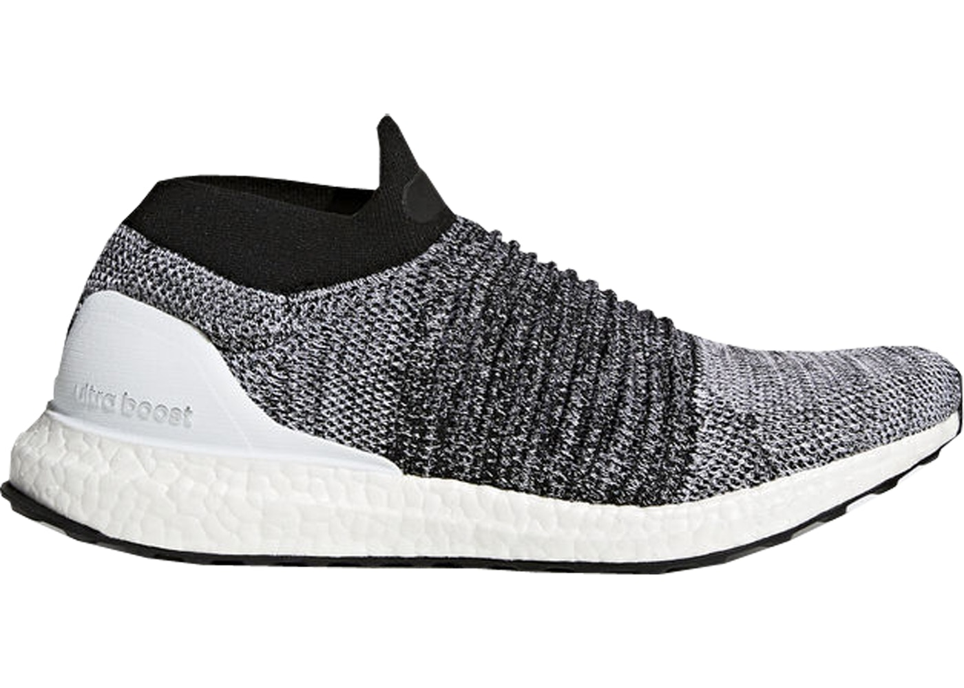new concept 46763 0d28b adidas Ultra Boost Laceless Oreo