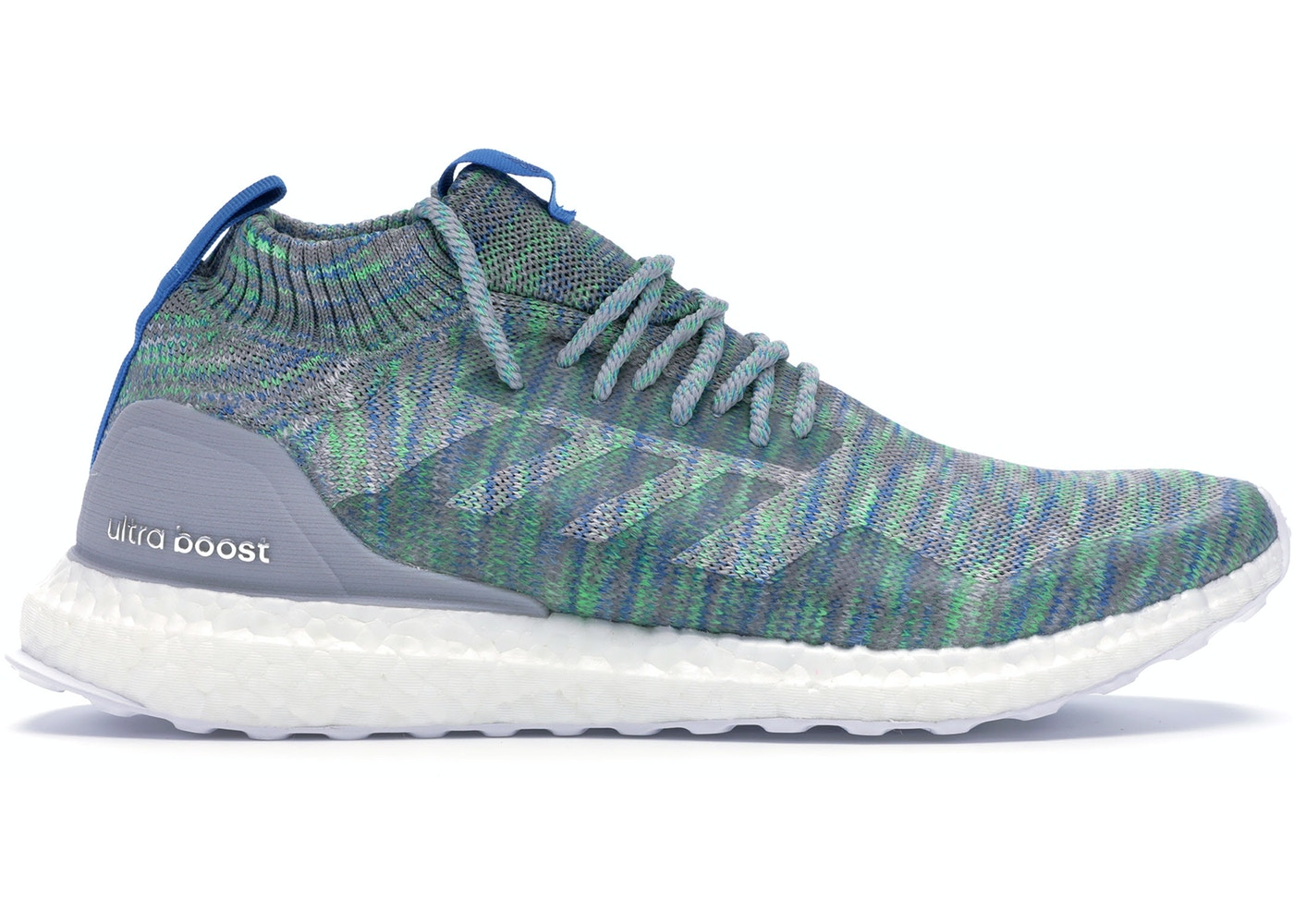 09677f468 adidas Ultra Boost Mid Multi-Color Grey - G26844