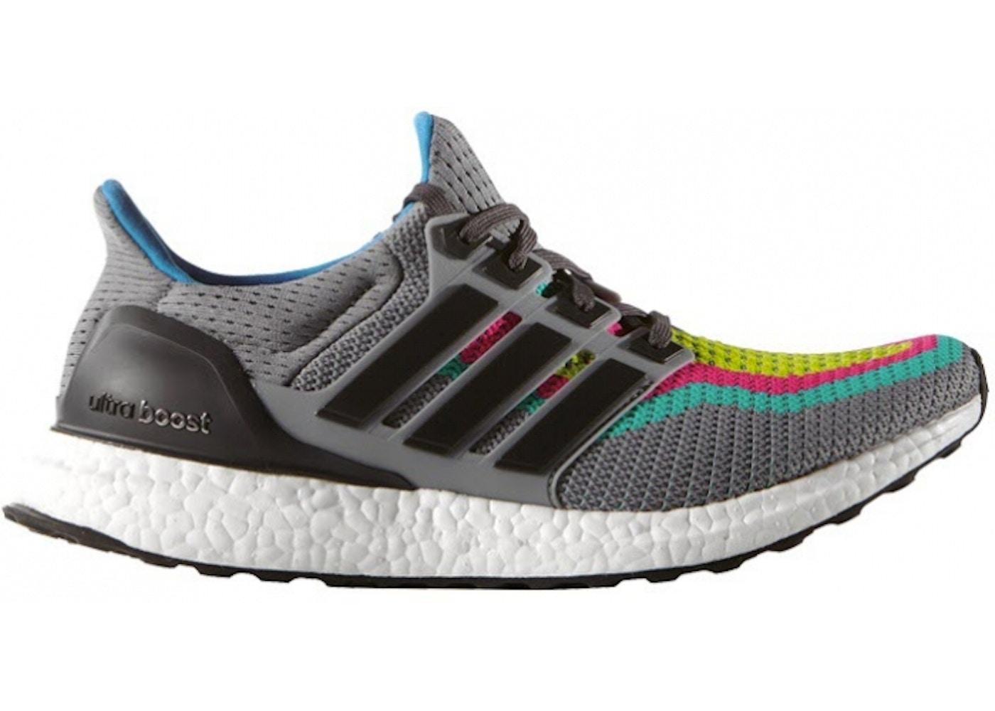 610825feb adidas Ultra Boost 2.0 Multi-Color Gradient - AQ4003