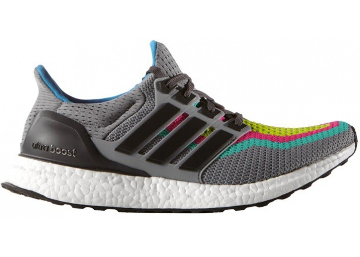 online store d3420 a6f26 adidas Ultra Boost 2.0 Multi-Color Gradient