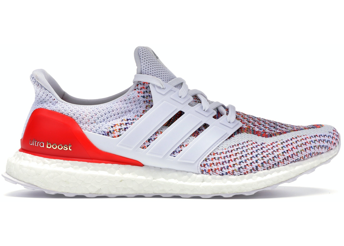 free shipping 8ac07 f9cdd adidas Ultra Boost 2.0 Multi-Color - BB3911