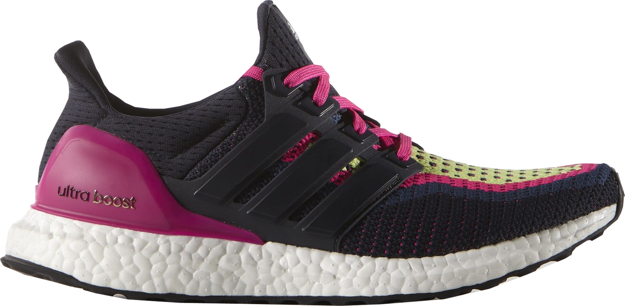 adidas Ultra Boost Night Navy Pink (W)