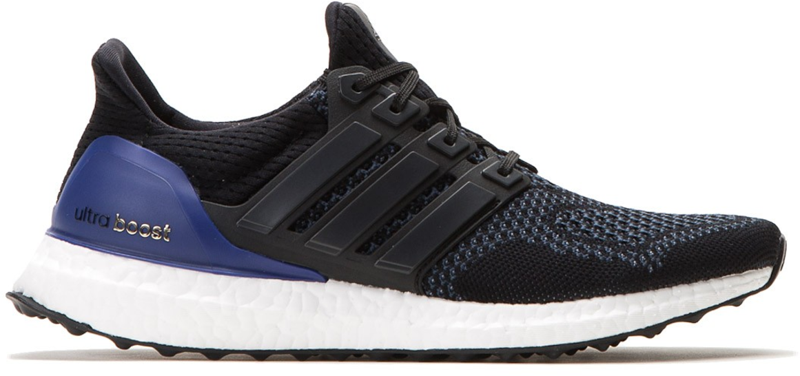 adidas Ultra Boost 1.0 OG Black Gold Purple (W)