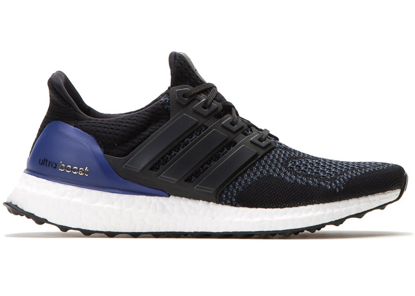 super popular 61f2f dcff4 adidas Ultra Boost 1.0 OG Black Gold Purple (W) - B27172