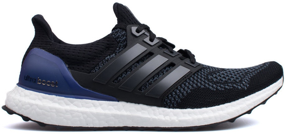 adidas Ultra Boost 1.0 OG Black Gold Purple