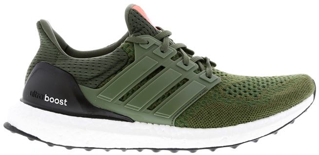 adidas Ultra Boost 1.0 Base Green Olive