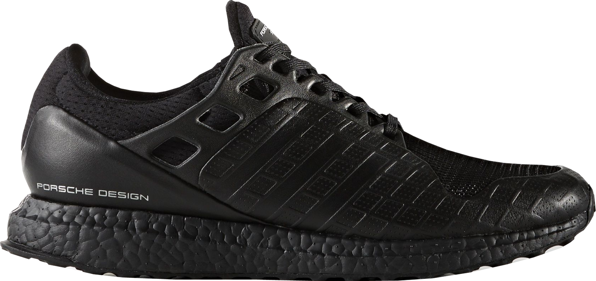 adidas Ultra Boost Porsche Triple Black