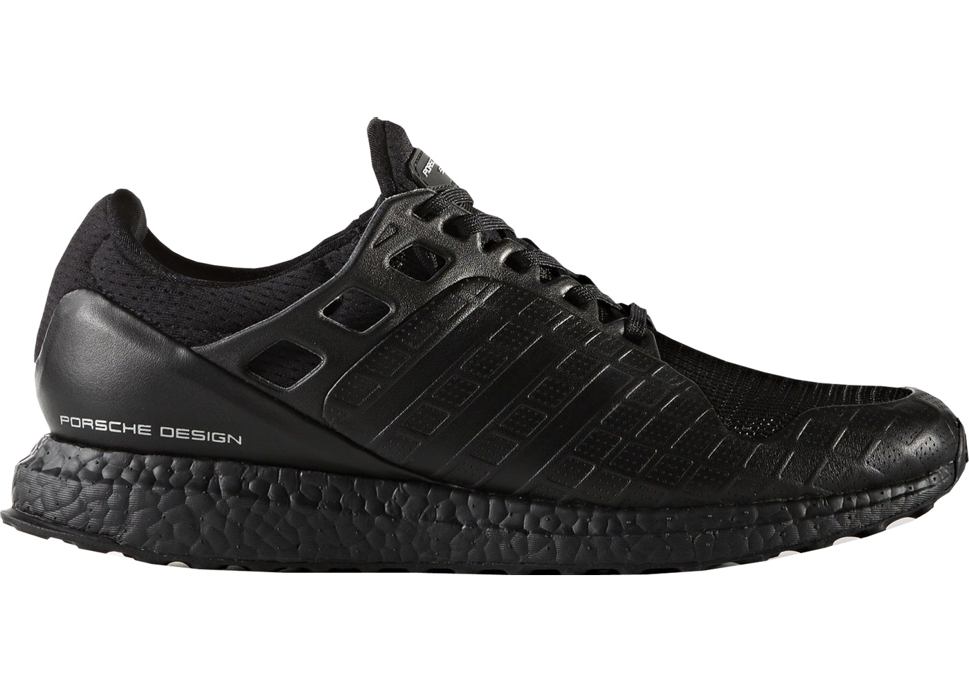 sneakers for cheap 177fc ad753 adidas Ultra Boost Porsche Triple Black