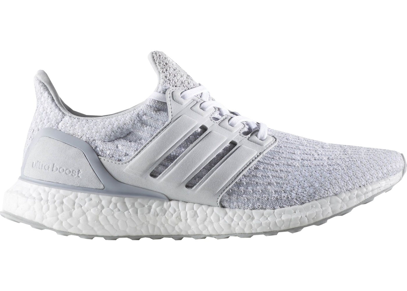 46acec840 adidas Ultra Boost 3.0 Reigning Champ Grey - BW1116