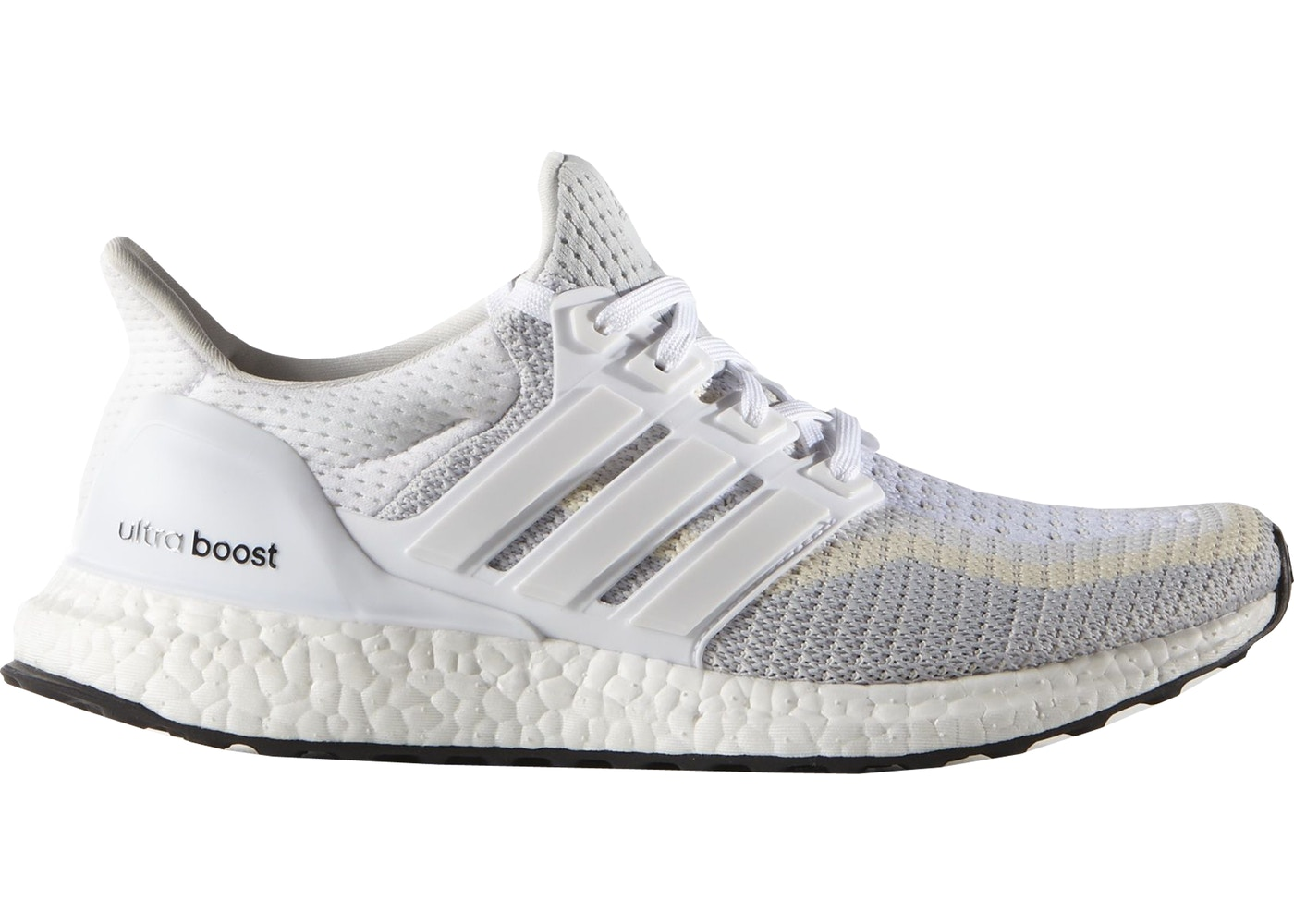 the latest bbc48 137a3 adidas Ultra Boost Running White (W)