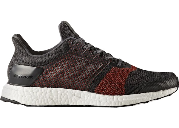 competitive price 9eb30 2bc25 adidas Ultra Boost ST Black Energy - S80616