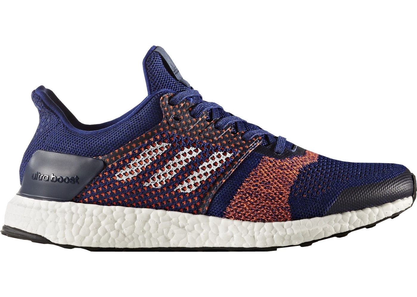 brand new 3a286 6627f Sell. or Ask. Size: 12.5. View All Bids. adidas Ultra Boost ST Blue Solar  Orange