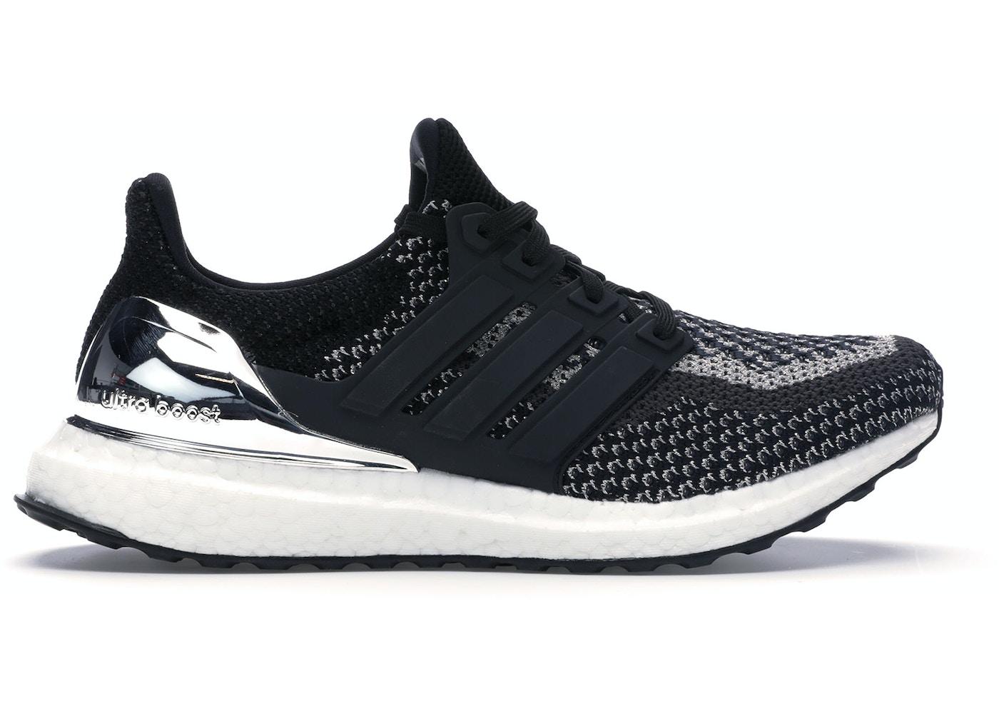 Adidas Ultra Boost 2 0 Silver Medal Youth Ba9615