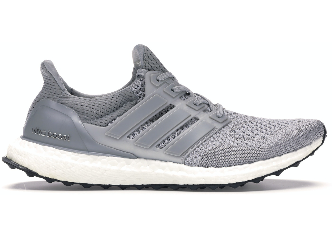 reputable site d2c5a aed2f adidas Ultra Boost 1.0 Silver Metallic Grey - S77517