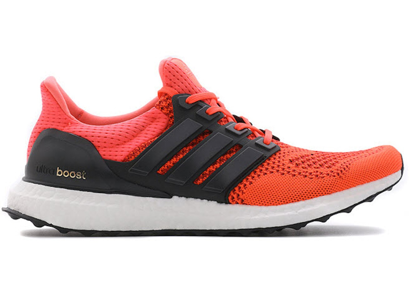 3129b73eadd98 adidas Ultra Boost 1.0 Solar Red - B34050