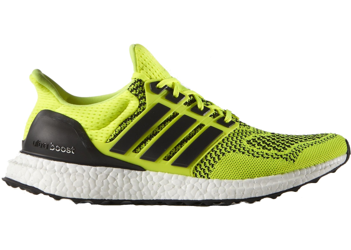 1b787a553ba adidas Ultra Boost 1.0 Solar Yellow - S77414