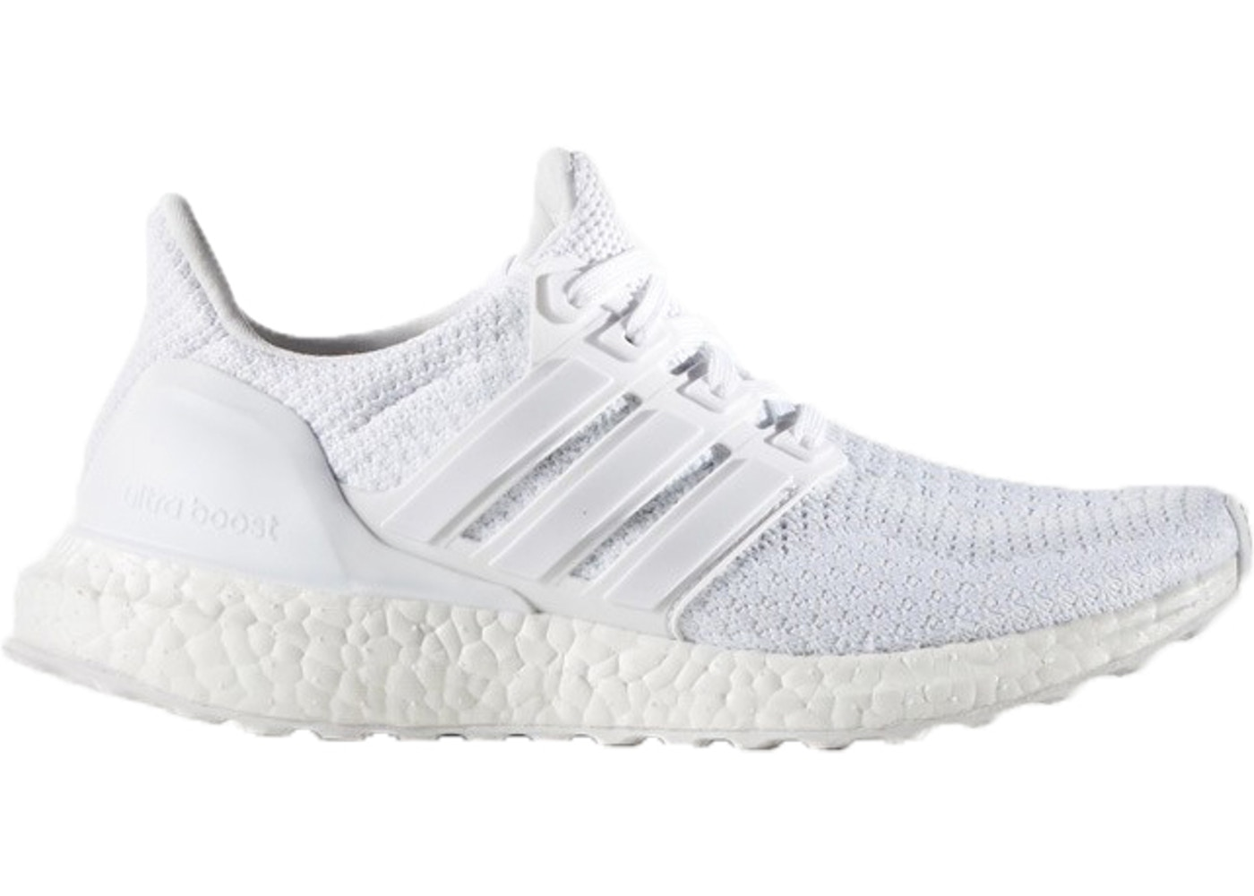 adidas Ultra Boost 2.0 Triple White (GS) - BA9274 71f75d3f1