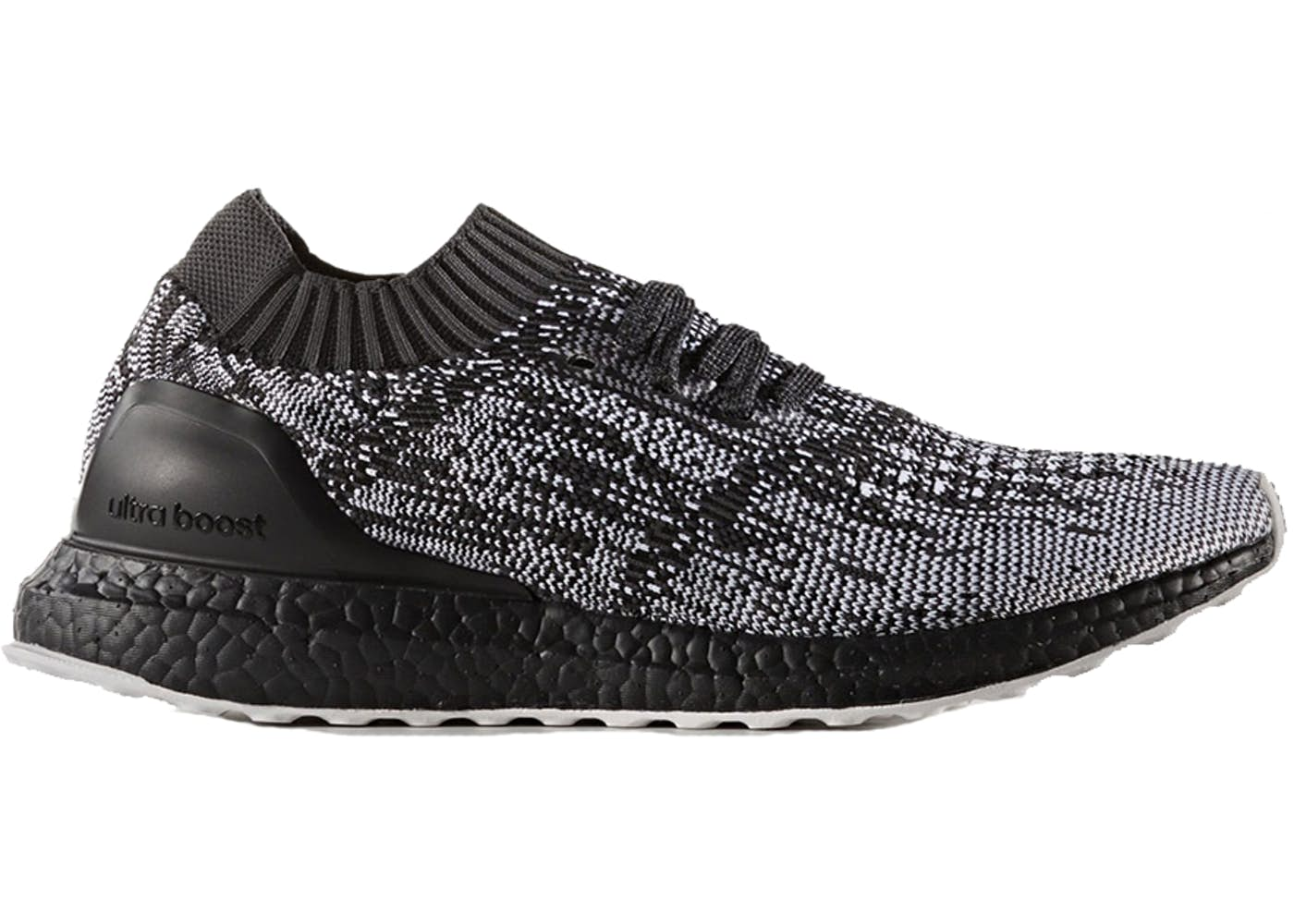 a9d7b4404 ... adidas Ultra Boost Uncaged Black White . ...