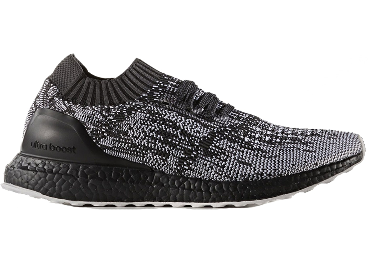 e8fe9d3e44a52 adidas Ultra Boost Uncaged Black White - S80698