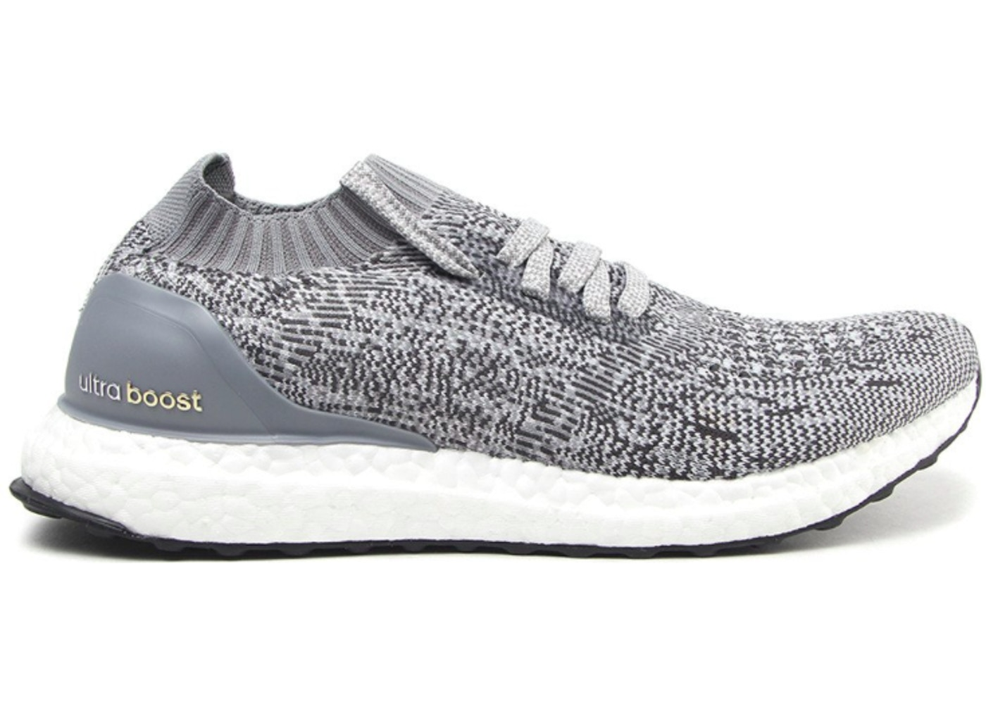 promo code 311a1 e4a3f adidas Ultra Boost Uncaged M Grey