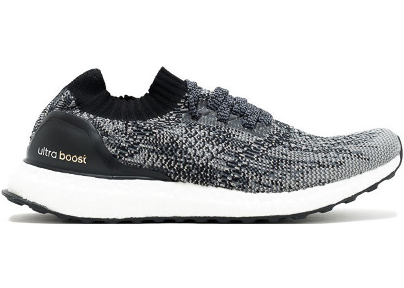 another chance factory authentic good out x adidas Ultra Boost Uncaged Core Black