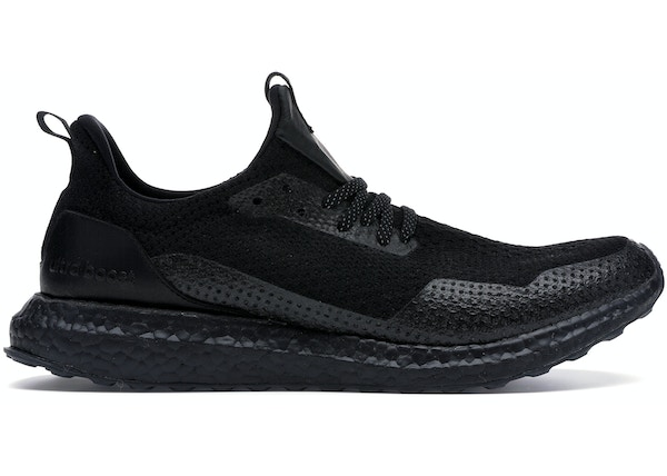0ea3c4d8 adidas Ultra Boost Uncaged Haven Triple Black - BY2638
