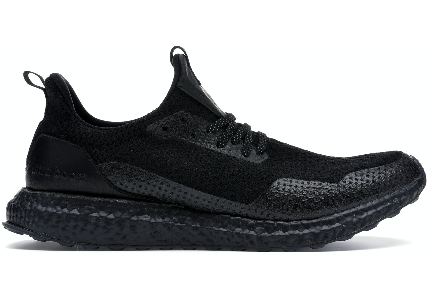 6fc5b23bc adidas Ultra Boost Uncaged Haven Triple Black - BY2638