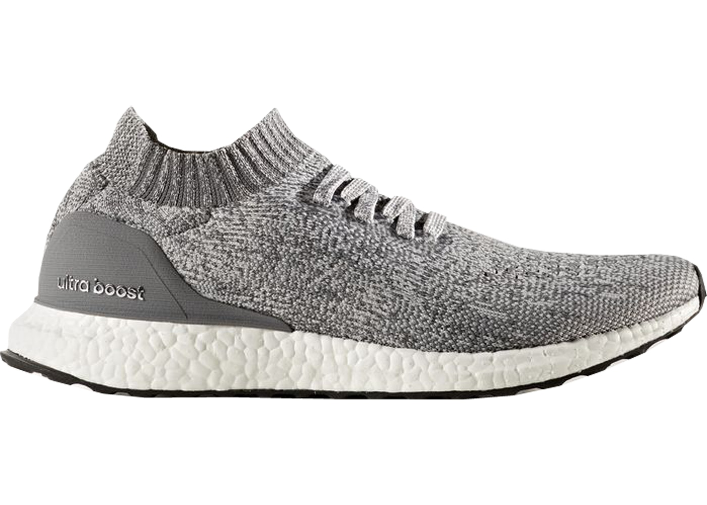 best service 597e9 cd150 adidas Ultra Boost Uncaged Light Grey
