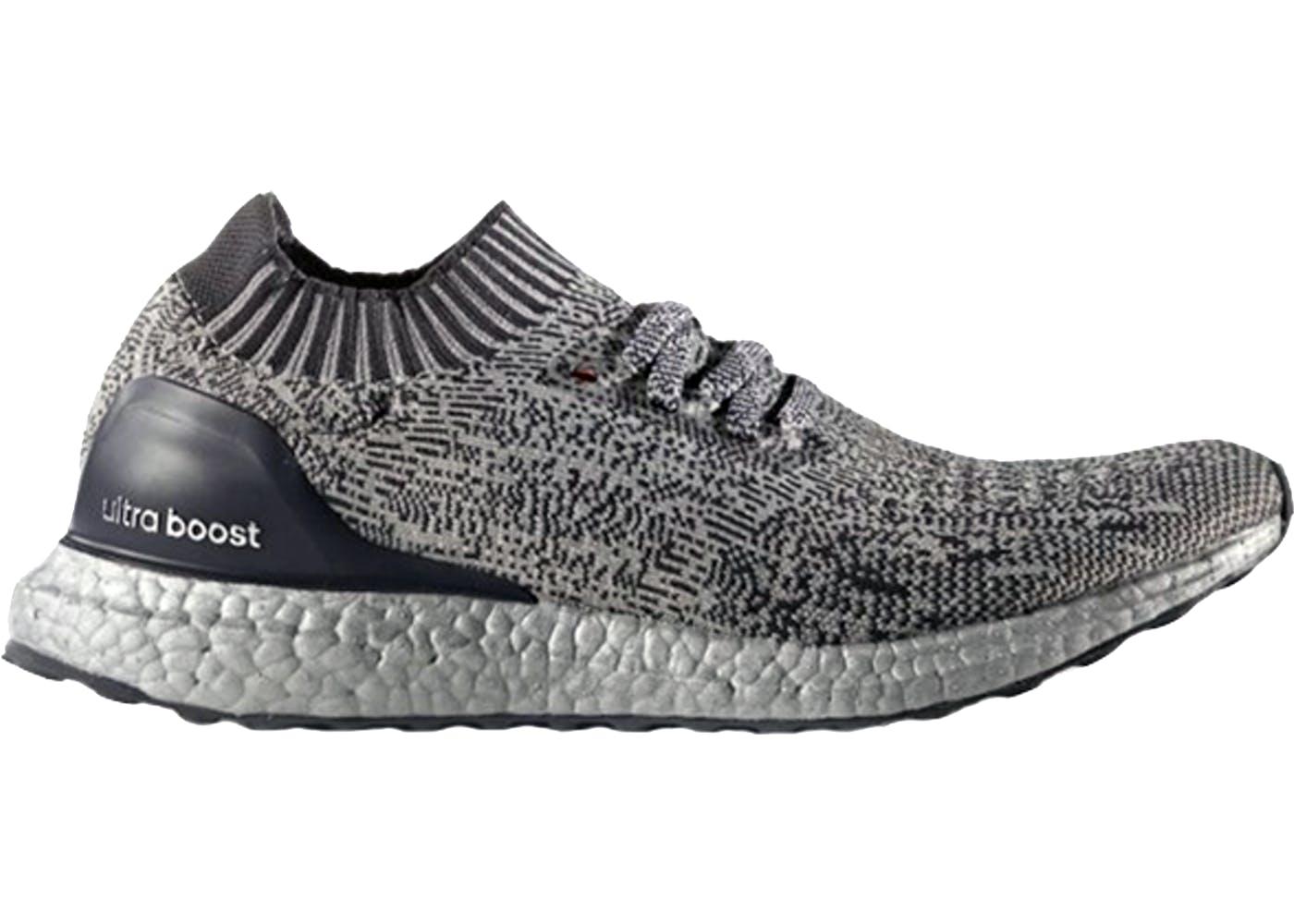 adidas ultra boost metallic silver