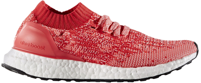 Adidas Originals Adidas Ultra Boost Uncaged Ray Red (youth) In Red/ray Red/shock Red