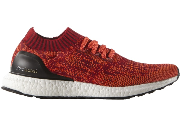 new product 0e1d0 14972 adidas Ultra Boost Uncaged Solar Red