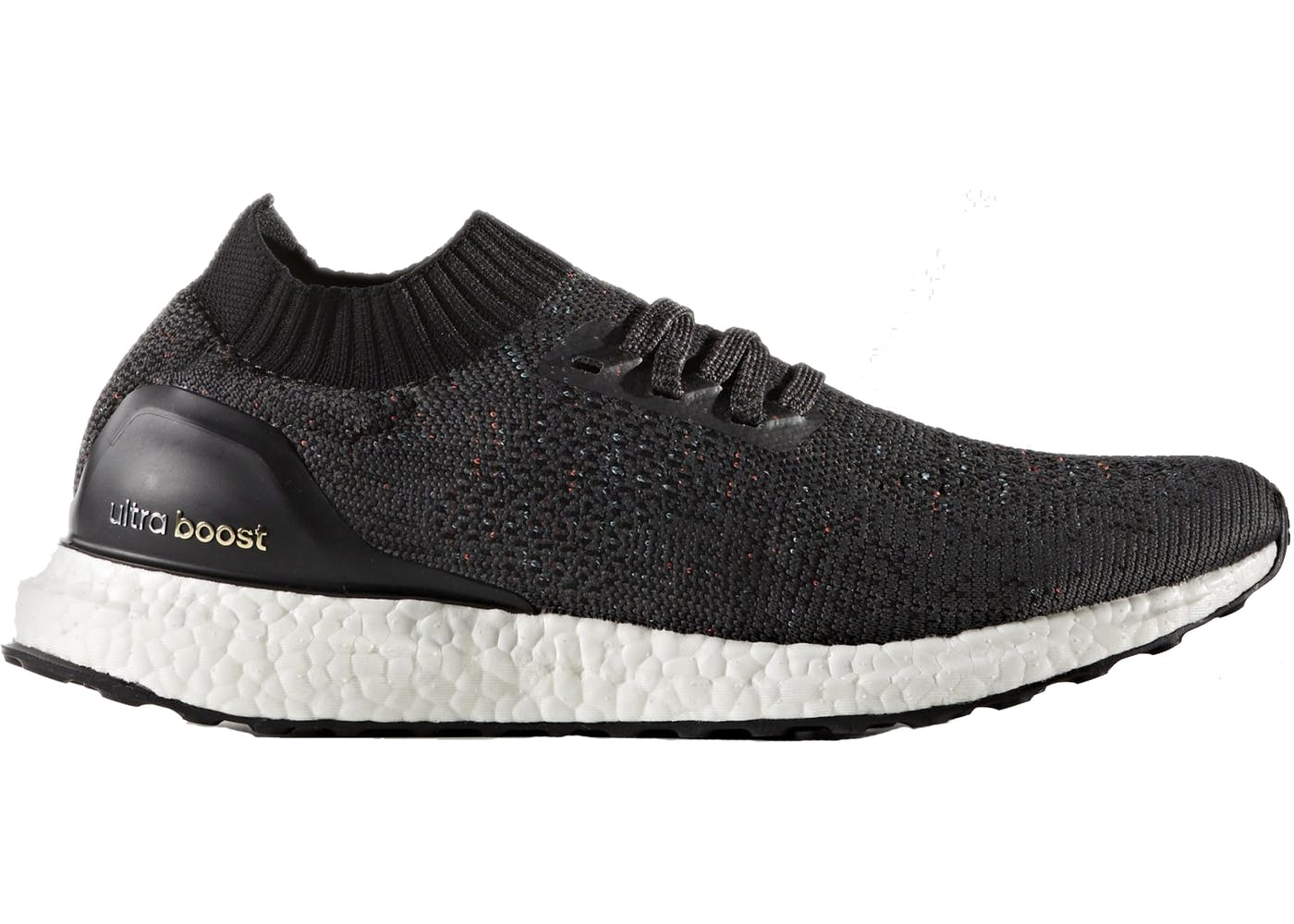 adidas ultra boost uncaged solid grey multi color. Black Bedroom Furniture Sets. Home Design Ideas