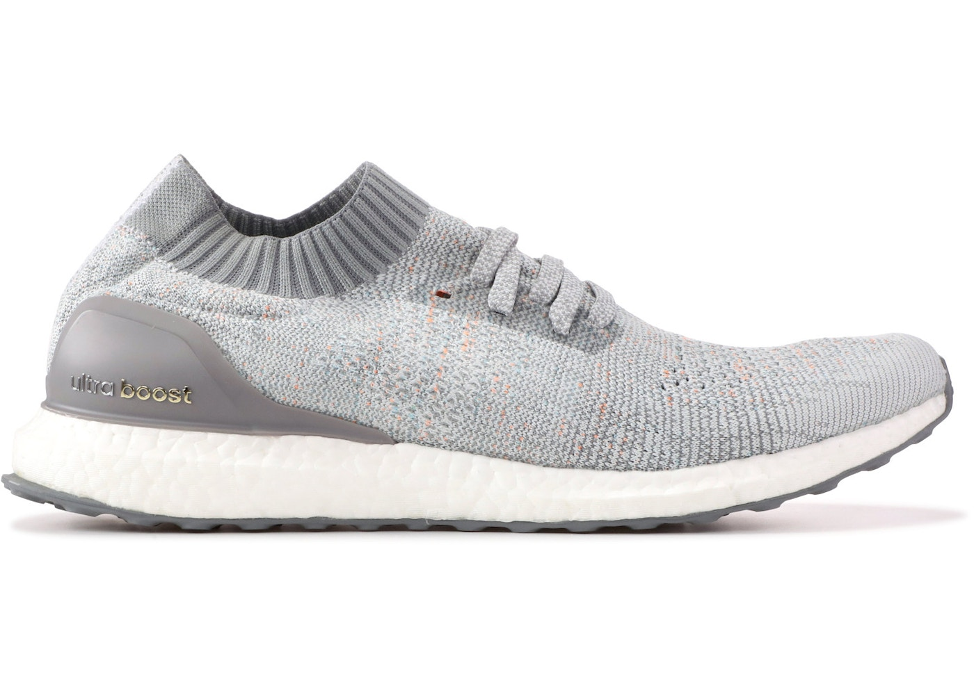 size 40 6168d aabab adidas Ultra Boost Uncaged Triple Grey