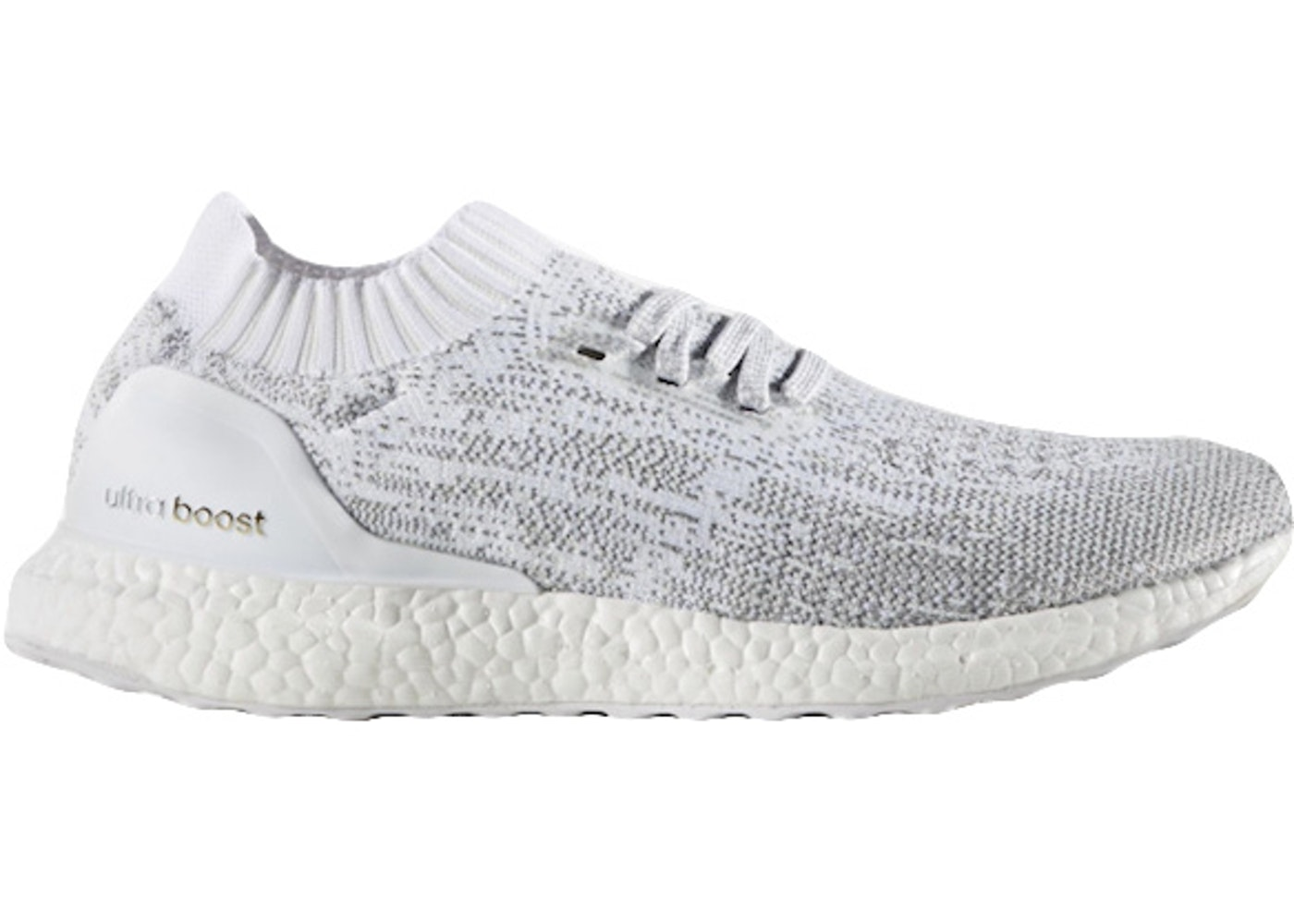adidas Ultra Boost Uncaged Reflective White Size 10.5 LTD