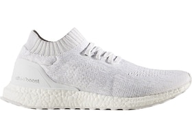 best sneakers 2a496 20eac adidas Ultra Boost Uncaged Triple White (2017)