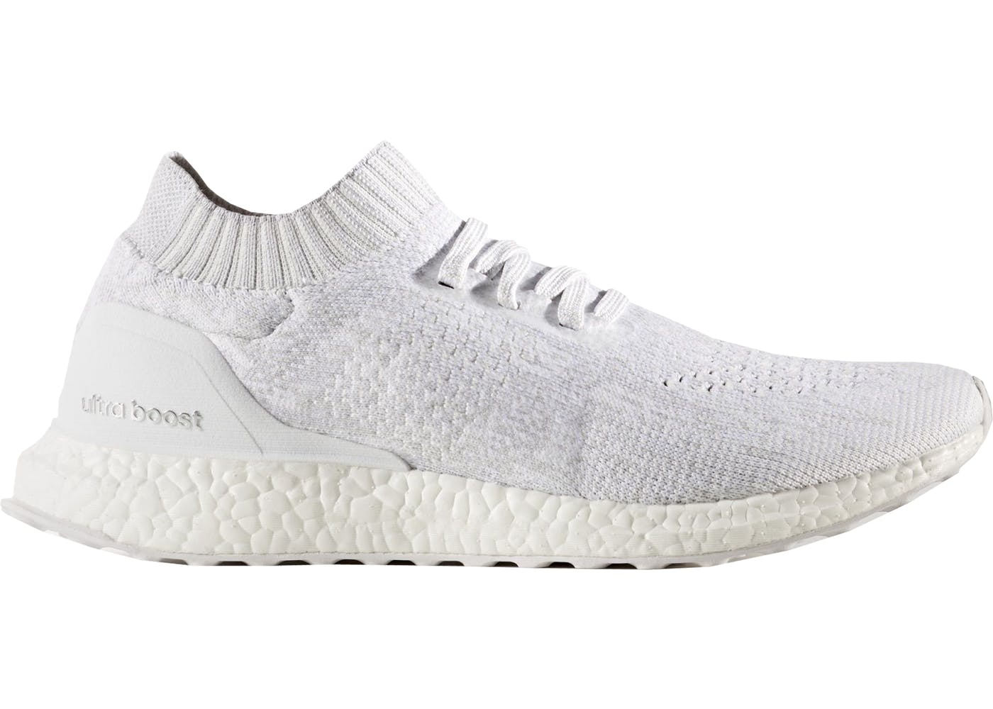 adidas ultra boost uncaged triple white 2017. Black Bedroom Furniture Sets. Home Design Ideas