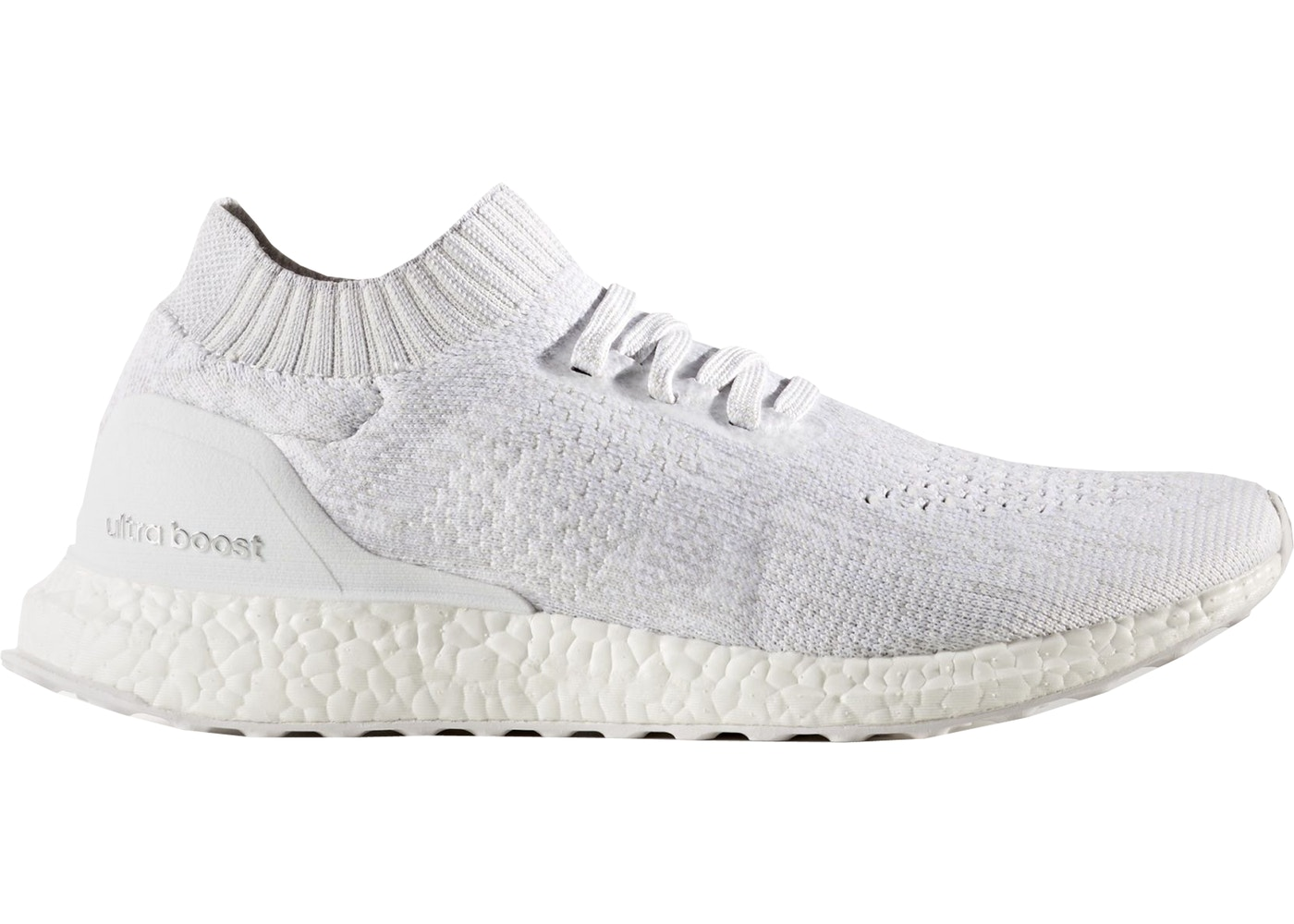 best sneakers aa884 d2ac6 adidas Ultra Boost Uncaged Triple White (2017)