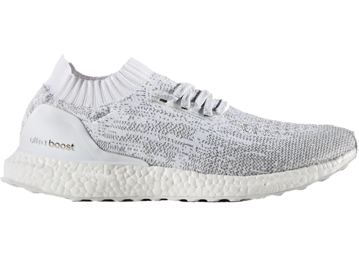adidas ultra boost uncaged white reflective. Black Bedroom Furniture Sets. Home Design Ideas