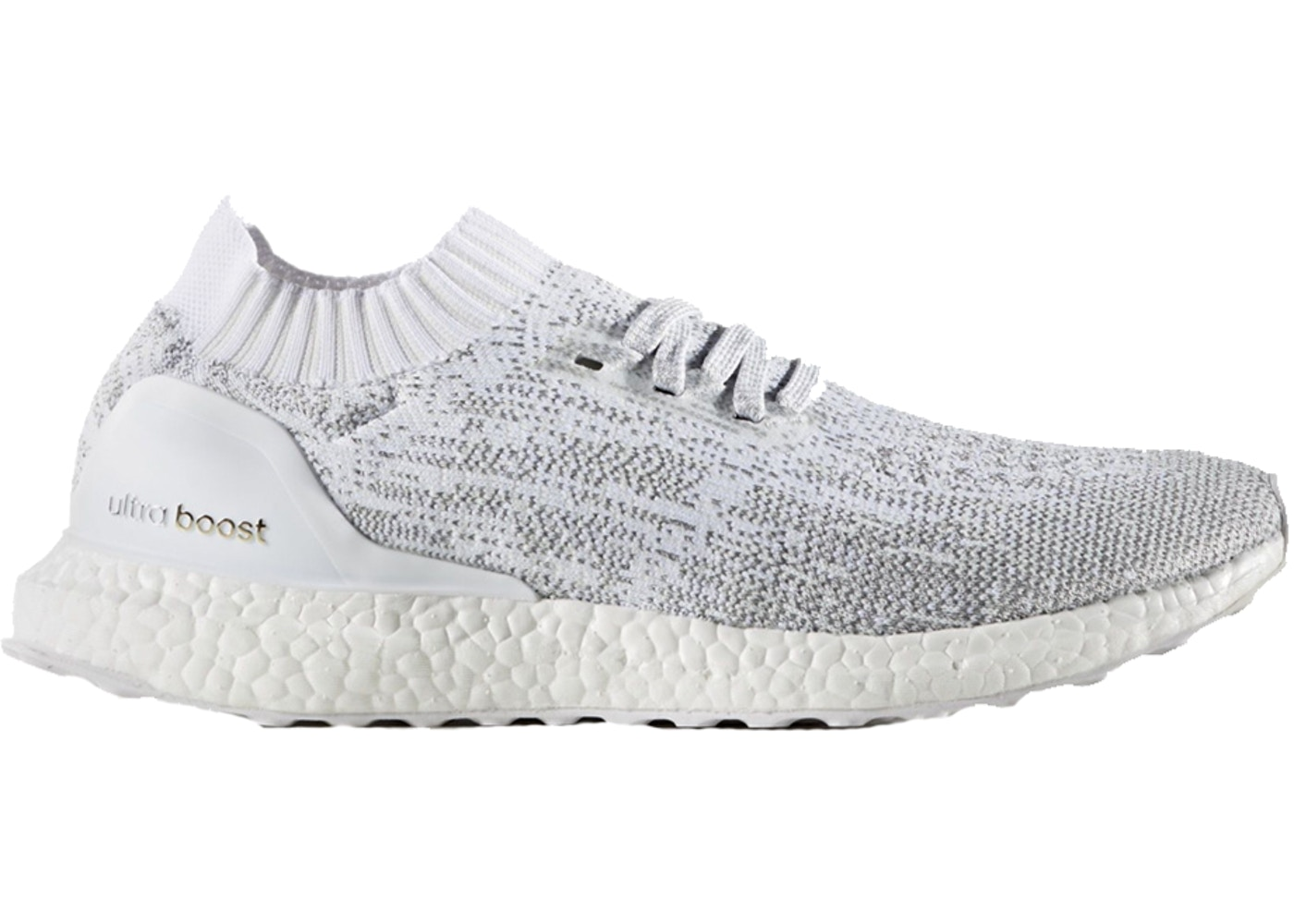 low priced 198b8 afd3a adidas Ultra Boost Uncaged White Reflective
