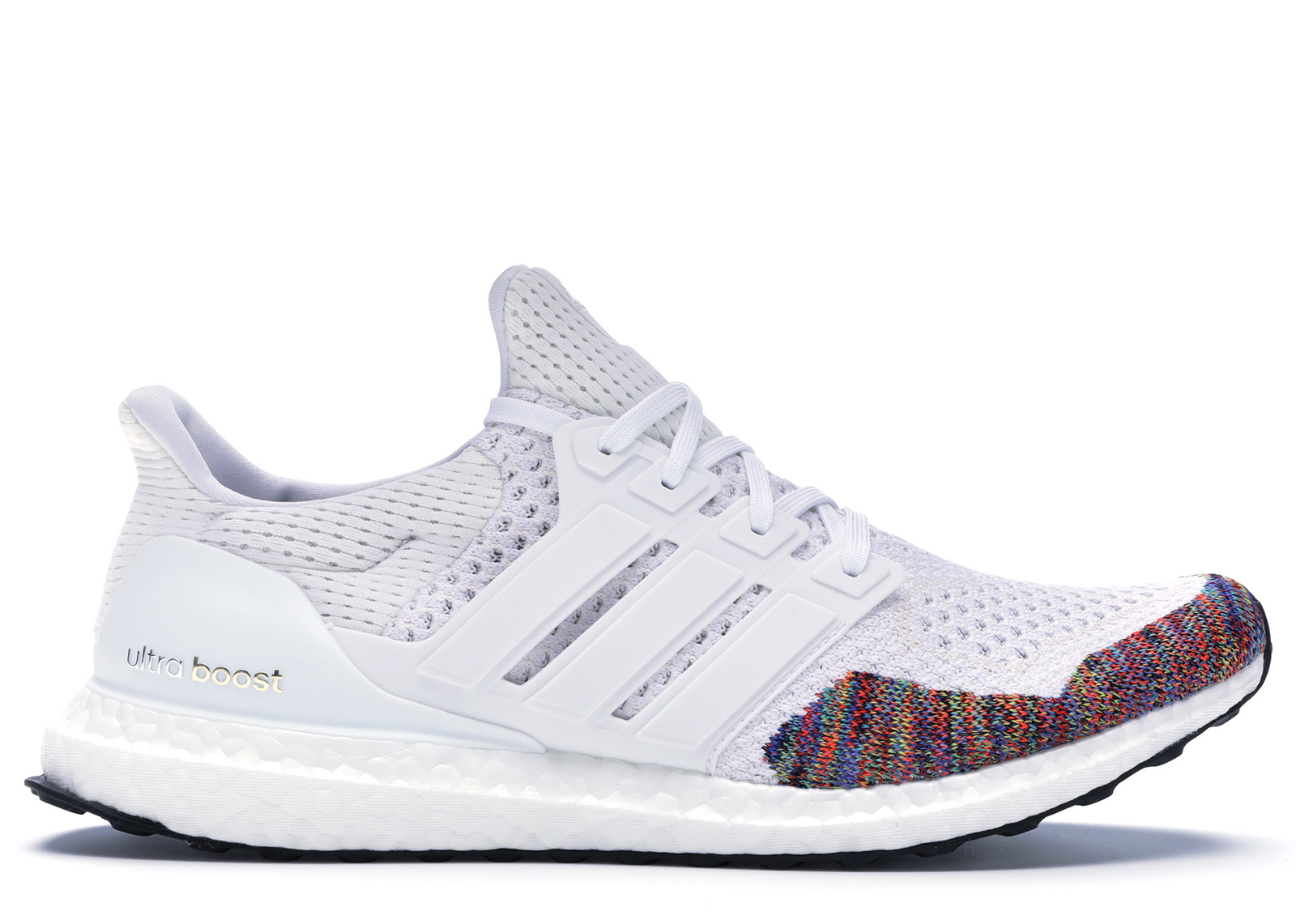adidas Ultra Boost 1.0 White Rainbow