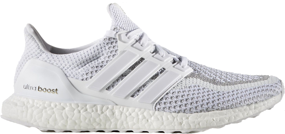 adidas Ultra Boost 2.0 White Reflective