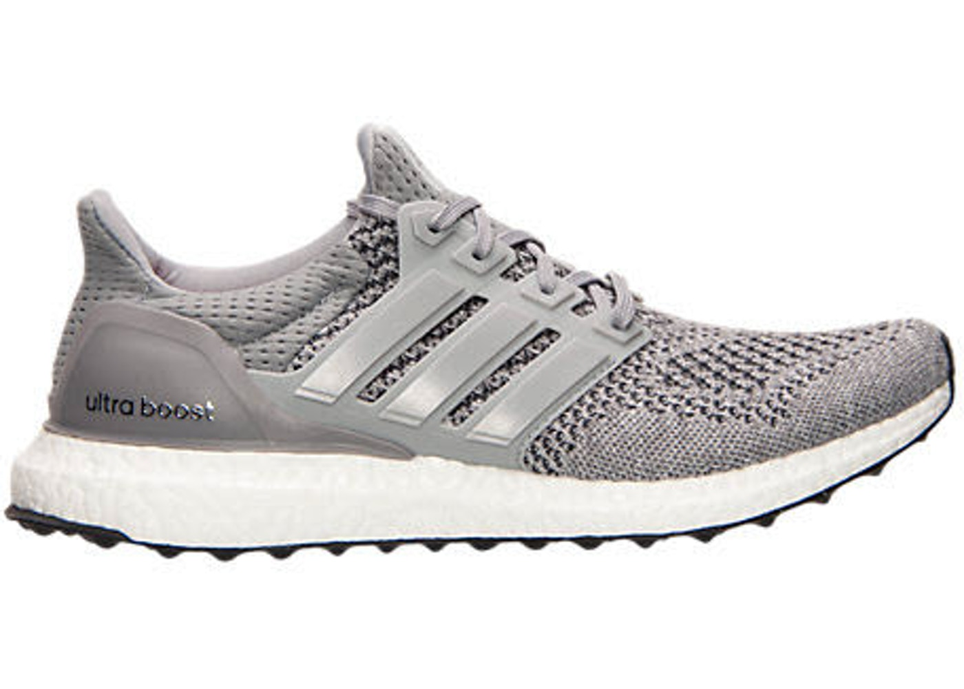 354a12a23 adidas Ultra Boost 1.0 Wool Grey - S77510
