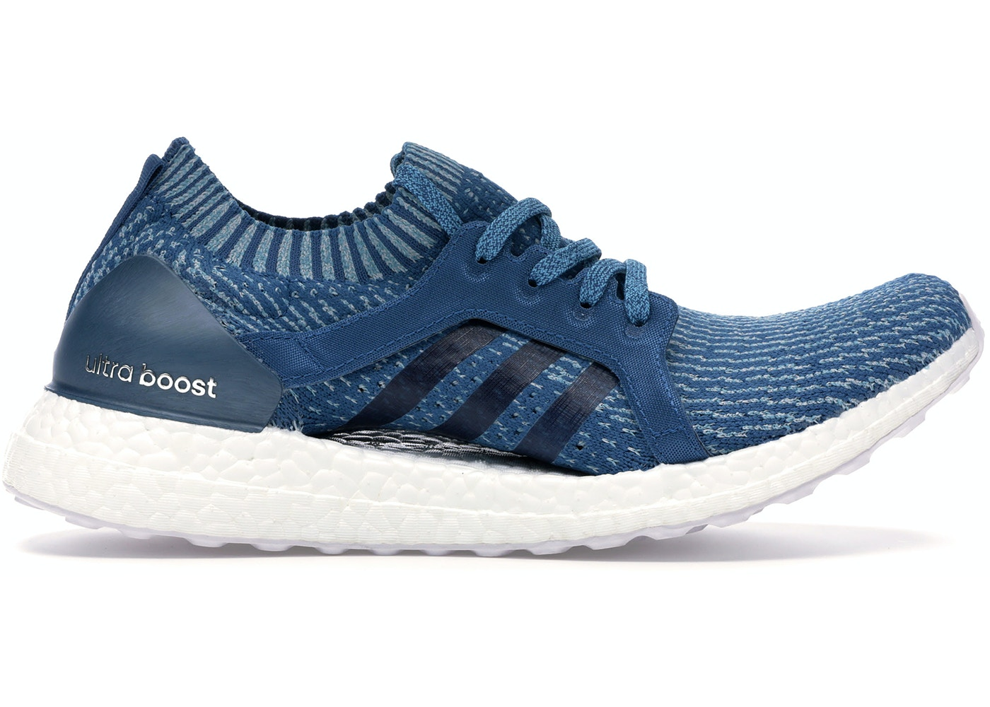 best website 68d00 1a759 adidas Ultra Boost X Parley Core Blue (W)